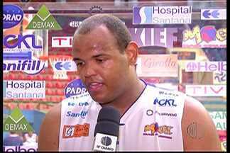 Jogadores do Mogi elegem as maiores emoções que tiveram no basquete em 2014 - Torcida mogiana e a semifinal da Liga Sul-Americana de Basquete contra o Boca Júniors da Argentina foram as escolhas dos jogadores.