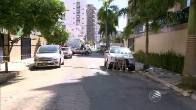 PM baiano morre em assalto em Maceió - O sargento Gutemberg Sacramento trabalhava em Feira de Santana e foi passar o Natal em Maceió. ele voltaria para a Bahia neste sábado (27).