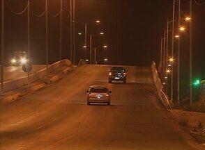 Iluminação em trecho urbano da BR-104 é concluída em Caruaru - Vários prazos foram dados, mas conclusão foi nesta sexta-feira (26).