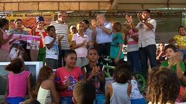 Festa do Projeto Bom Samaritano para comunidade carente em Aracaju - Festa do Projeto Bom Samaritano para comunidade carente em Aracaju.