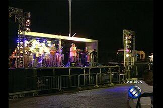 Comemorações de ano novo já começaram em Belém - A programação inclui várias atrações musicais na orla da cidade a partir deste sábado (27).