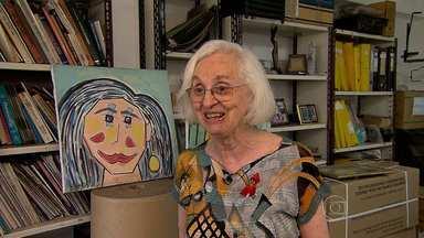 Médica holandesa ajuda crianças e adolescentes que moram em abrigos de Belo Horizonte - Ela está no Brasil há quase 40 anos.