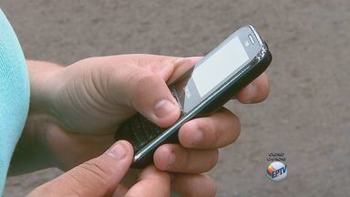 Moradores de Descalvado reclamam da falta de sinal de celular - Moradores de Descalvado reclamam da falta de sinal de celular