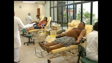 Hemopa se aproxima de meta prevista para dezembro - Várias campanhas foram realizadas durante o ano, e 500 bolsas estão previstas para serem arrecadadas até o dia 31.