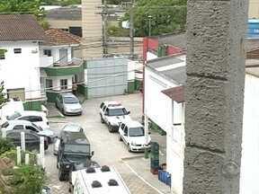 Giro de notícias: Polícia procura presos que fugiram de penitenciária em Florianópolis - Giro de notícias: Polícia procura presos que fugiram de penitenciária em Florianópolis