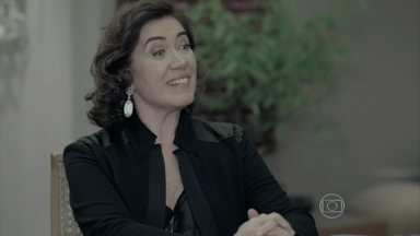 Marta elogia o trabalho de Amanda - Ricaça fica impressionada ao perceber como Du amadureceu depois da maternidade