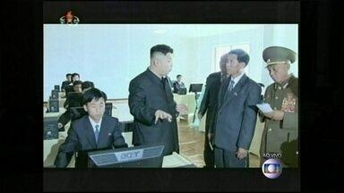 Estados Unidos anunciam sanções contra dirigentes da Coreia do Norte - As sanções foram decretadas após ataque cibernético à Sony Pictures. Obama pretende proibir que 10 figuras do regime norte-coreano visitem os EUA.