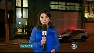 GCMs irão fiscalizar o trânsito e aplicar multas em São Paulo - Quase 1,6 mil guardas civis metropolitanos irão fiscalizar o trânsito e aplicar multas a motoristas infratores da capital. As multas começarão a ser aplicadas pelos guardas até o mês de fevereiro.