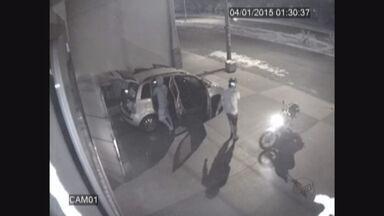 Bandidos assaltam R$ 30 mil de empresa na Via Norte - A mesma empresa também foi alvo de tentativa de furto na virada do ano.