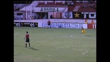 Santos goleia Babaçú e Linense perde e se complica na Copa SP de Futebol Júnior - O Santos goleou o Babaçú do Maranhão na segunda rodada do grupo D, da Copa São Paulo de Futebol Júnior. Já o Linense perdeu e se complicou.