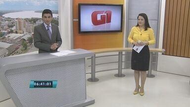 Veja as vagas de emprego oferecidas em RO e a cotação agrícola desta quarta (7) no G1 - Ana Fabre, editora do G1 Rondônia, traz as vagas oferecidas pelo IEL e pelos Sines e os preços dos produtos agrícolas.