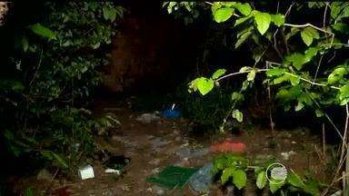 Bandidos aproveitam falta de iluminação em rua para assaltos no Loteamento Porto Rico - Bandidos aproveitam falta de iluminação em rua para assaltos no Loteamento Porto Rico