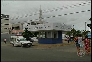 Atendimento médico no hospital Dom Malan, em Petrolina, pode ficar prejudicado. - É que alguns dos profissionais de saúde pediram demissão.