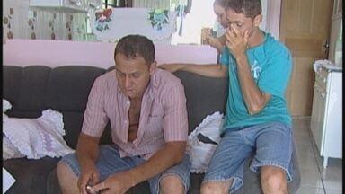 Laudo conclui como fatalidade morte de bebê atropelado pelo pai, em RO - O Instituto de Criminalística entregou na segunda-feira (5) o laudo pericial da morte de Davi Oliveira dos Santos, o menino de um ano e quatro meses que foi atropelado por um caminhão conduzido pelo próprio pai.