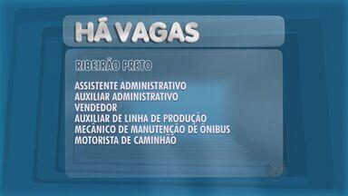 Confira as oportunidades de emprego em Ribeirão Preto - Há vagas para açougueiro, auxiliar de cozinha, entre outros.