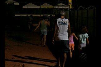 Moradores da rua dos Tamoios, no bairro do Jurunas, reclamam da insegurança na área - O repórter Robério Vieira foi ver de perto essa situação e mostra na reportagem.