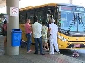 Tarifa do transporte coletivo da capital sofre aumento - Tarifa do transporte coletivo da capital sofre aumento