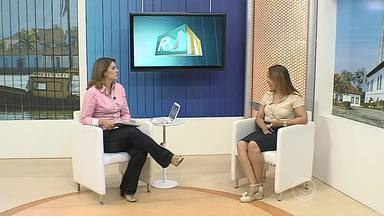 Consultora de Recursos Humanos fala sobre mudança de emprego no estúdio do RJTV - Meta está na lista de 67% dos brasileiros.