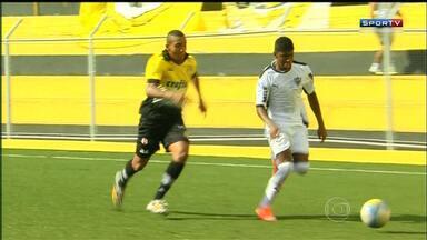 Classificados, Atlético-MG e Cruzeiro conhecem adversários para próxima fase da Copinha - Dos quatro times mineiros que disputaram a competição, apenas os dois avançaram para a próxima fase