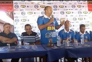 Esporte: Com técnico novo, Montes Claros FC apresenta cinco novos reforços - Técnico foca na primeira divisão do futebol mineiro.