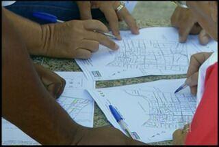 Mutirão contra dengue começa em Campos, no RJ - Operação reuniu grande número de agentes.