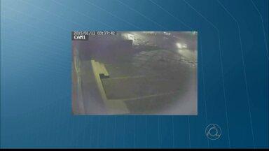 JPB2JP: Imagens de circuito de segurança mostram cenas do acidente com Leonardo Lívio - Câmeras instaladas em lojas na avenida Epitácio Pessoa.