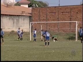 Copa Mercosul tem início em Rancharia - Disputas entre times em campo já começaram.