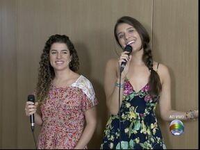 Trio Quindim se apresenta no Sesc Thermas - Cantoras adocicadas fazem regravações de clássicos brasileiros.