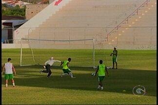 Experiente Lúcio reforça o Salgueiro nesta temporada - O Carcará está se preparando para as competições deste ano.