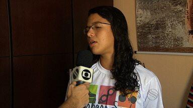Triatleta sergipana sonha em fazer parte da seleção brasileira - Triatleta sergipana sonha em fazer parte da seleção brasileira