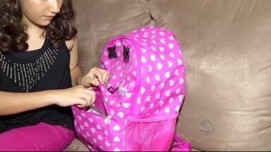 Saiba como escolher a mochila correta para o seu filho - Pais devem ter cuidado na hora de escolher o item que podem trazer prejuízos à saúde