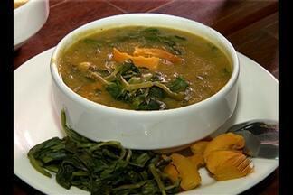 Confira a receita de um caldo com ingredientes do Pará - Confira a receita de um caldo com ingredientes do Pará.
