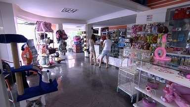 Conselho de Veterinária reforça fiscalização em pet shops e clínicas de Goiânia - O espaço e as condições em que os animais são instalados devem estar de acordo com o bem estar deles.