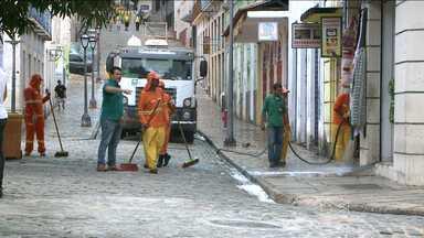 Prefeito Edivaldo Holanda Júnior anuncia 1ª subprefeitura de São Luís - Prefeitura assinou ato de criação nesta sexta-feira (16). Turismólogo Fábio Henrique Carvalho é o primeiro subprefeito anunciado.
