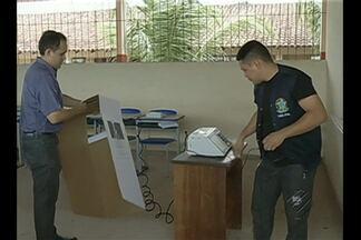 Santa Maria do Pará realiza eleição no domingo - Eleição suplementar vai definir novo prefeito do município.