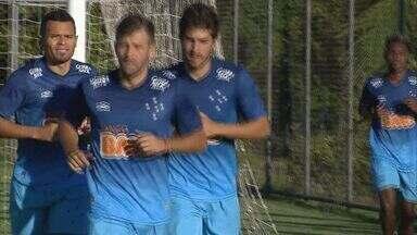 Cruzeiro e Atlético-MG só pensam na Libertadores - Cruzeiro e Atlético-MG só pensam na Libertadores