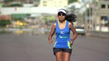 Atleta de Juiz de Fora é destaque na São Silvestre - Natália Rodrigues garantiu o segundo lugar na competição na categoria 25/29 anos.
