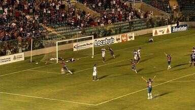 Futebol com humor: veja cinco momentos marcantes das duas primeiras rodadas do Cearense - Campeonato Cearense tem briga entre 10 equipes, em 2015