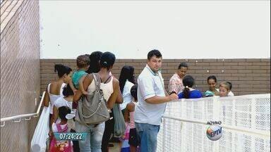 Creches municipais voltam das férias em Varginha (MG) - Creches municipais voltam das férias em Varginha (MG)