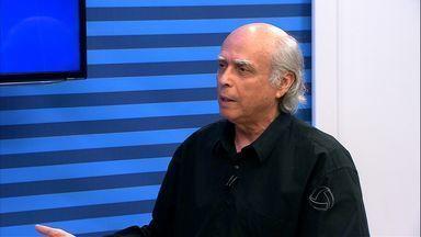Alfredo da Mota Menezes fala sobre a expectativa de conclusão de obras da Copa - Alfredo da Mota Menezes fala sobre a expectativa de conclusão de obras da Copa