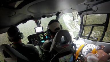 Com o alto movimento, equipes de resgate não podem perder tempo - O grupo Graer também participa da Operação Verão e garante que os atendimentos sejam rápidos.