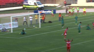 CRB derrota o Coruripe em amistoso no Rei Pelé - Com gol de Fernando, Galo vence por 1 a 0. Times são os representantes de Alagoas na Copa do Nordeste.
