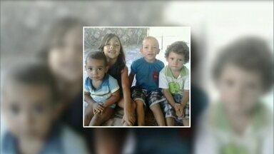 Corpos de vítimas de acidente na BR-070 serão enterrados em Brazlândia - O enterro dos corpos de quatro crianças e do pai acontecerá no final da tarde desta segunda-feira (26). Eles morreram numa batida de carro na BR-070, em Águas Lindas de Goiás.