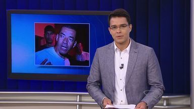 Um dos criminosos mais perigosos do ES volta para presídio do estado - Toninho Pavão foi condenado por vários crimes e estava em Rondônia.Advogado disse que vai tentar transferir cliente para Minas Gerais.
