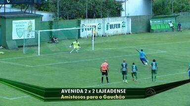 Confira resultados de amistosos de preparação para o Gauchão - Juventude venceu Veranópolis por 1 a 0.