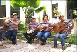 Cariri Choramingando se apresenta nesta segunda-feira em festival - Confira uma palhinha do que vai acontecer no show.