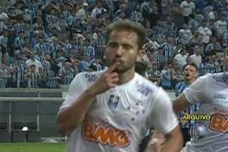 Jogador de futebol de Santa Isabel pode ser vendido para o Ah Ahli dos Emirados Árabes - O meia Everton Ribeiro joga atualmente pelo Cruzeiro. O time só confirmará a venda após todas as garantias financeiras.