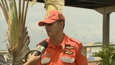 Defesas civis estadual e de Macapá fazem monitoramento no Aturiá - As defesas civis estadual e de Macapá já fazem o monitoramento no Aturiá