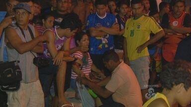 Balanço mostra índice de assassinatos em Manaus - Ano de 2015 iniciou com muitos registros de crimes na capital.
