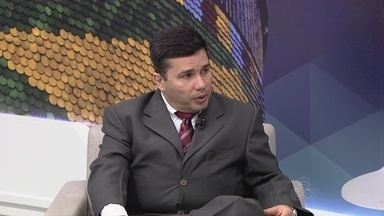 Secretário Sérgio Fontes fala sobre novas estratégias na SSP-AM - Delegado da Polícia Federal é o novo secretário de Segurança no estado.